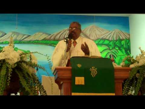 Pastor Charles Howard sermon-UNCOMMON BLESSINGS