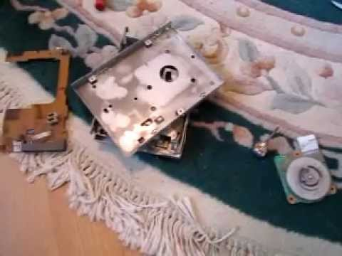 Scrap Metal Value of a Floppy Disk Drive