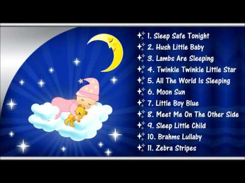 Sleep Well Tonight ❣✿(◠‿◠)✿❣ Lullabies For Dreamers ✿