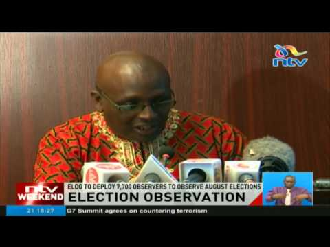 Election Observation Group to deploy 7,700 observers for the August elections