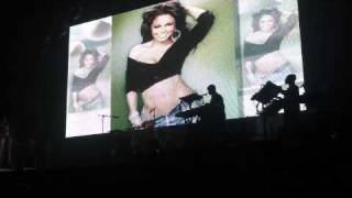 Janet Jackson Up Close + Personal Tour 2011 - Anytime Anyplace Interlude Hidalgo TX