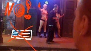 NO!Asashay Новый Орлеан, музыка и проститутки.