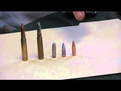 Gew 88 and the 7.92x57 J Ammo