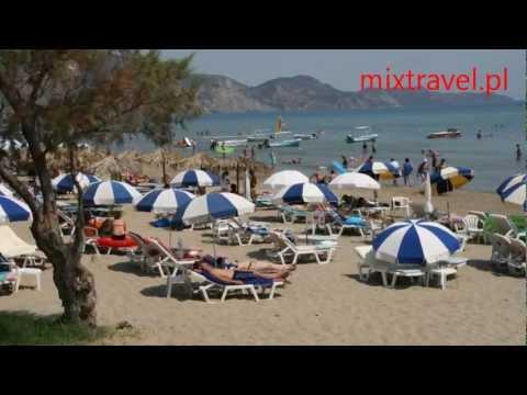 Hotel Mediterranean Beach Resort Laganas Wyspa Zakynthos Grecja | Greece | mixtravel.pl