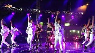 【TVPP】KARA - Mamma Mia, 카라 - 맘마미아 @ Show Music core Live