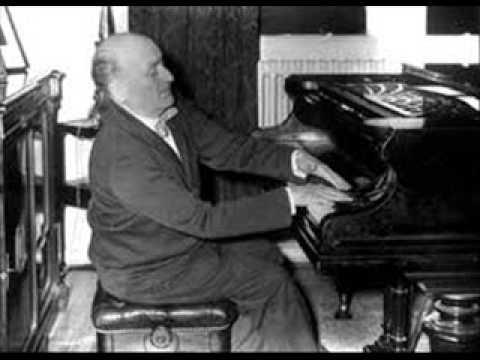 Louis Kentner plays Chopin Ballade No. 4  in F minor Op. 52