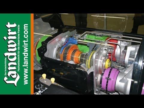 Stufenloses Getriebe von CNH