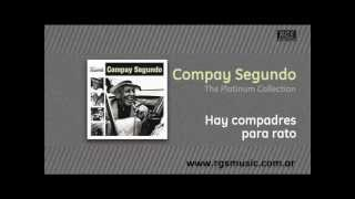 Compay Segundo - Hay compadres para rato