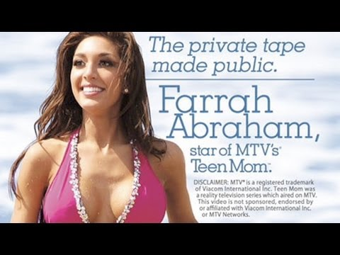 The Real Story Of Farrah Abrahams Porn Video According To James Deen