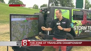 Fridays with Fred: 2017 Travelers Championship