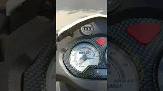 Пробный выезд на скутере после ремонта электрики(, 2018-09-12T16:32:24.000Z)