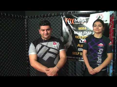 SAĞLIK SPOR |FOXMMA FIGHT CLUB