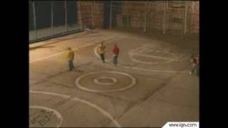 Freestyle Street Soccer PlayStation 2 Gameplay