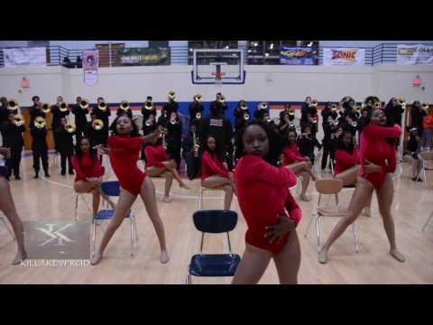Hunters Lane vs Proviso West High School - Showdown - 2017 |Part 1|