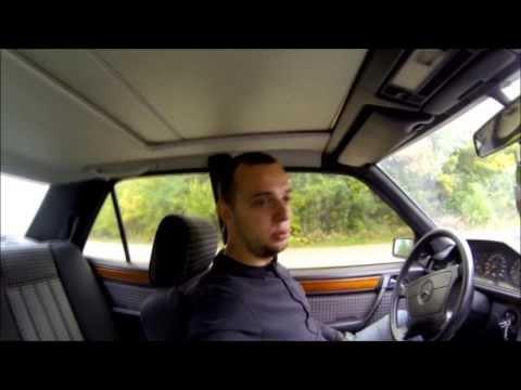 Mercedes Benz E 260   1992 (O.G.Drive) (muzik:SpeakA BlowA)