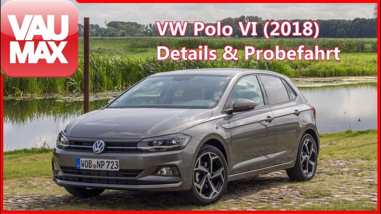 2018 vw polo vi details probefahrt kaufberatung. Black Bedroom Furniture Sets. Home Design Ideas