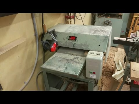 Quick Overview Of The Foley Belsaw Model 9103 Planer And