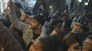 J. Cole Arrives at KOD Listening Event in NYC
