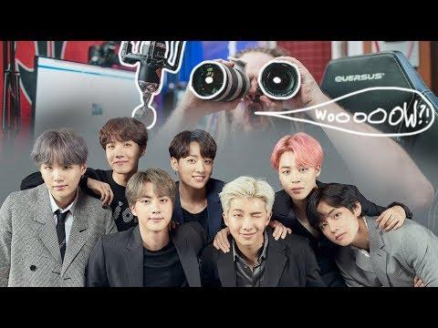 Реакция Leos Hellscream на K-POP BTS - DNA
