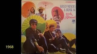 Sergio Mendes & Brasil '66 - The Look of Love - Original Stereo LP - HQ