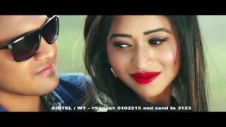 Mon Manena | N R Nayan & Kheya Rahman |  Music Video | ☢☢ EXCLUSIVE ☢☢
