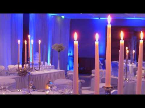 A Winter Wonderland, Weddings by Castleknock Hotel & Country Club, AA Hotel of the Year 2014