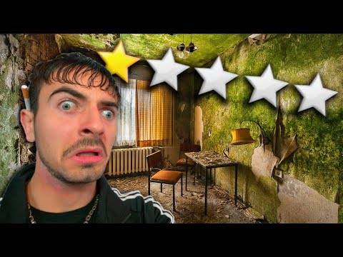 Visiting The Worst Reviewed Hotel in the Soviet Union