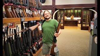Магазин Охота и Рыбалка в Америке. Cabelas