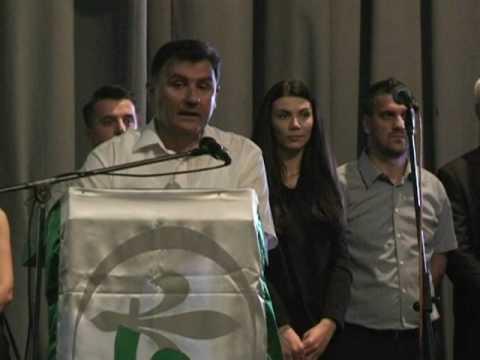 Predstavljanje  kandidata OO SDA Lukavac