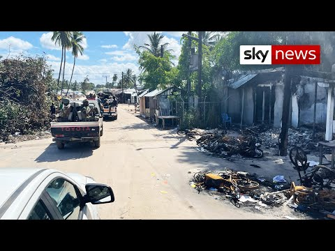 Mozambique: How a massacre unfolded