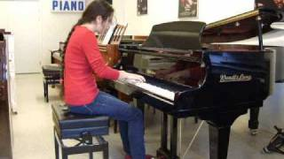 Bach - Prelude and Fugue in D minor