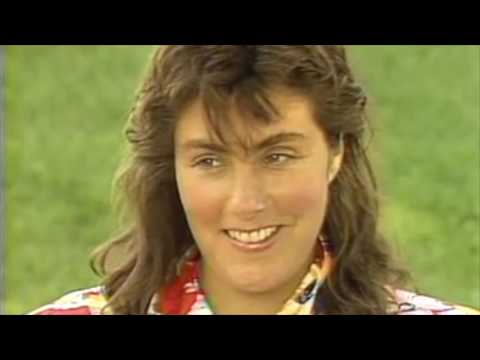 Laura Branigan on getting married and getting into film. 1952-2004