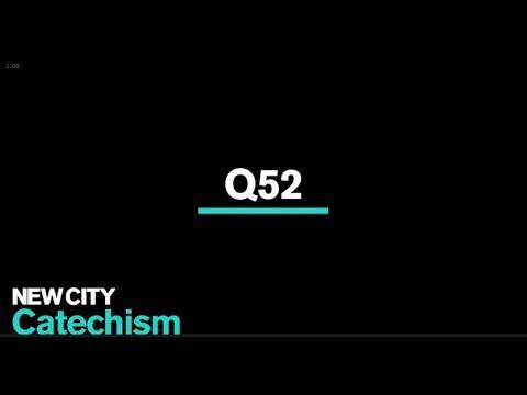 「新城要理問答」Q52 我們該對永生抱持怎樣的盼望?(第三部分:聖靈、恢復與上帝的關係、在恩典中成長)