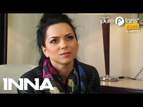 INNA en Interview @ Pure Fans (News by adobuzz) (octobre, 2010)