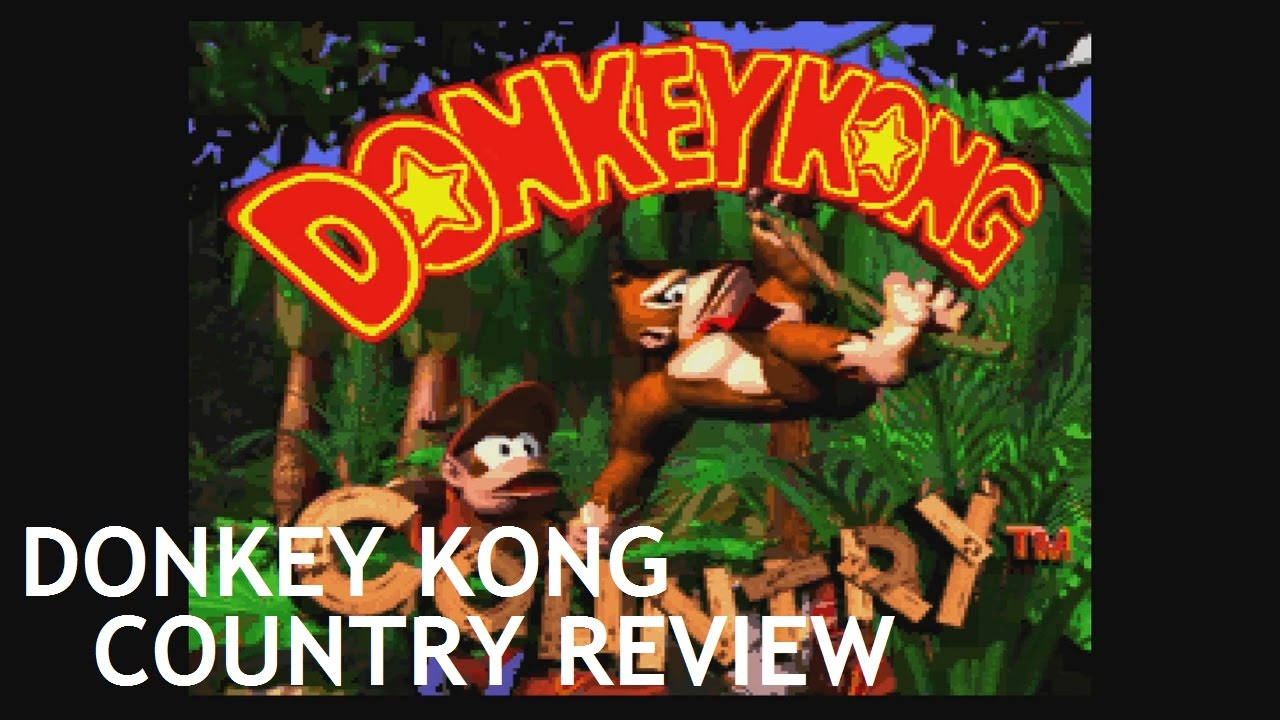 Donkey Kong Country Review