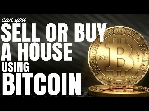Can You Sell Or Buy A House Using Bitcoin? (Ep101)