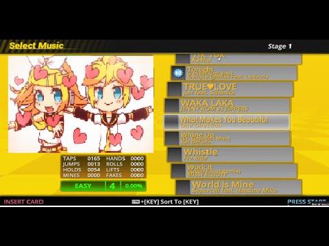My Stepmania Song List (pumping music/popular)