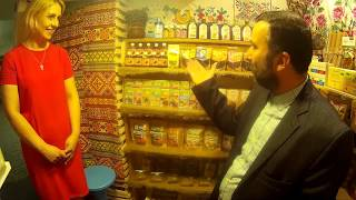 Honey Shop at Independence Square in Kiev, Ukraine (ARABIC) thumbnail
