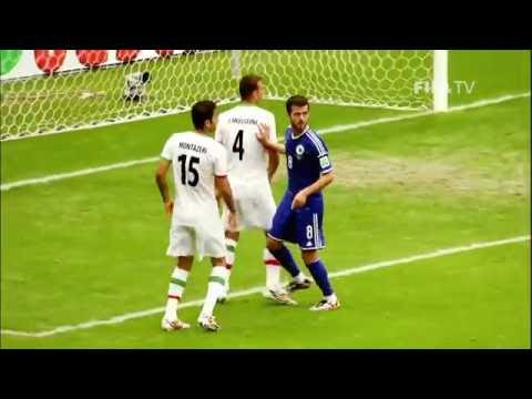 Juventus and Bosnia's Miralem Pjanic (EXCLUSIVE)