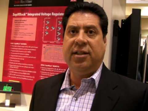 International Rectifier Showcases GaN Power Technology at APEC 2010
