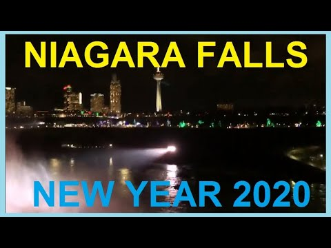 NIAGARA FALLS VIEW From Embassy Suites by Hilton, 20th Floor from YouTube · Duration:  3 minutes 29 seconds