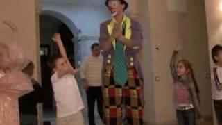 видео организация детских праздников одесса