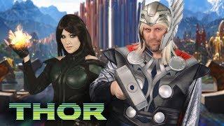 THOR Ragnarok Song - Thunder Parody