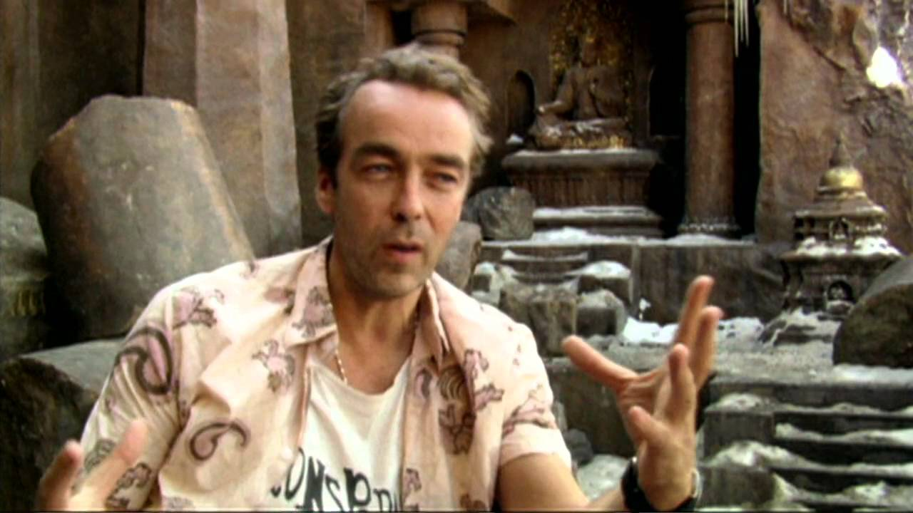 Download The Mummy Tomb of the Dragon Emperor: John Hannah Interview
