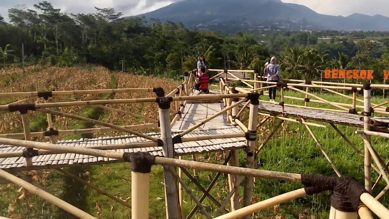 Keindahan Wisata Baru Bengkok Village Praguman Pasekan