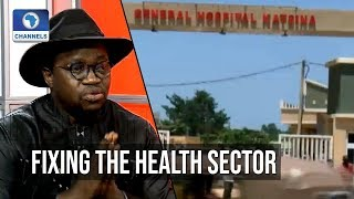 Why Nigeria's Health Sector Is Dilapidated - Convener, YesWeFit