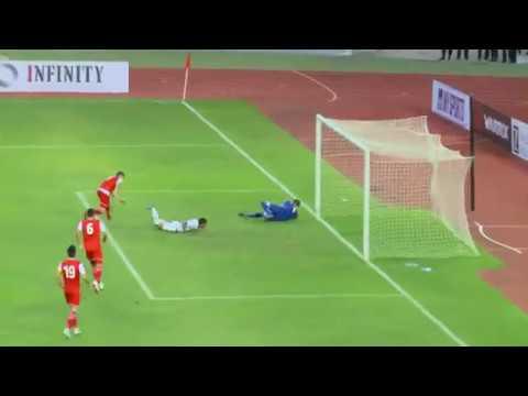 #AsianQualifiers : Group F - Myanmar 4-3 Tajikistan