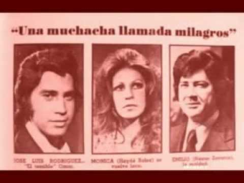RUDY MARQUEZ - UNA MUCHACHA LLAMADA MILAGROS - (MUSICA Y TELENOVELA)