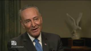 Sen. Schumer on Democratic opposition under Trump