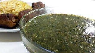 The Original Egyptian Molokhia Recipe   الملوخية المصرية على أصولها